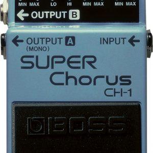 BOSS CH-1 Super Chorus