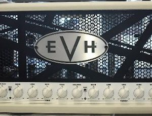 EVH® 5150 III Amp Head 100 watts All Tube Ivory