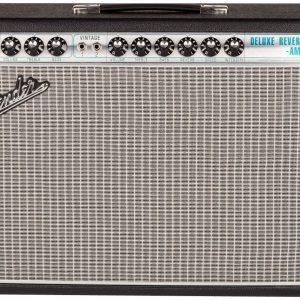 """Fender® '68 Custom """"Silverface"""" Deluxe Reverb Amp"""