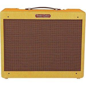 "Fender® '57 Custom Deluxe 1x12"" Combo Amp Lacquered Tweed"