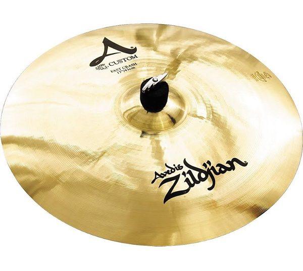 "Demo Zildjian 17"" A Custom Fast Crash"